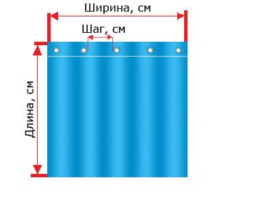 стоимость шторы ПВХ